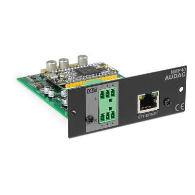 Audac NMP40 Audio Streaming Sourcecon™ Module