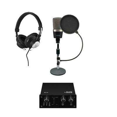 Vocal Recording Pack Ideal for Podcast or Singing