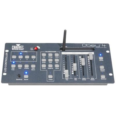 Chauvet Obey 4 with Wifi DMX (D-Fi) 2.4Ghz