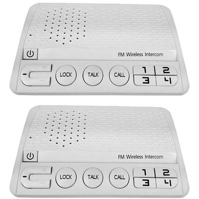 4-Channel Wireless Intercom