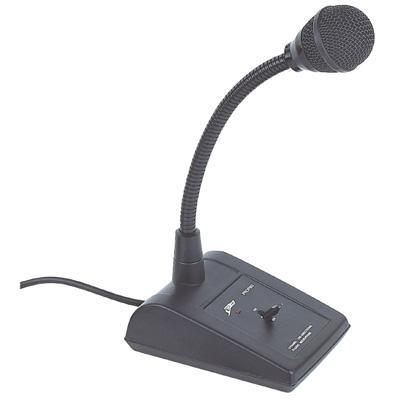 Balanced Dynamic Cardioid Paging Microphone