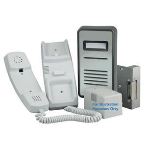 1 Way Door Entry System With 1x Telephone Handset
