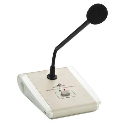 PA-4300PTT Paging Microphone for PA-1120 or PA-1240