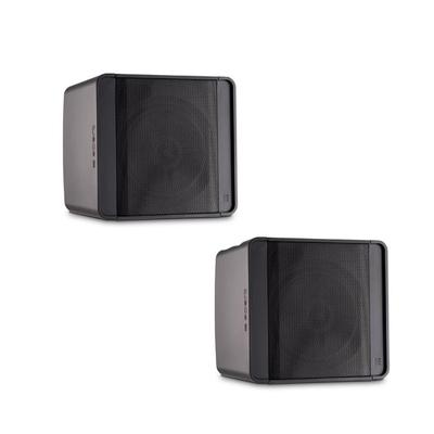 "Pair Of Apart Audio KUBO5T 5.25"" Compact Design Two-Way Loudspeaker"
