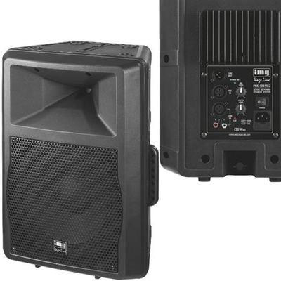 Active DJ & Power Speaker System, 200WMAX, 110WRMS