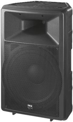 Active DJ & Power Speaker System, 300WMAX, 175WRMS