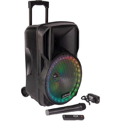 Party Light & Sound Portable PA 12""