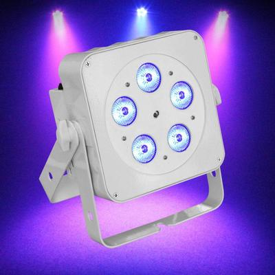 Slimline RGBW 5 x 5W Quad Colour LEDs