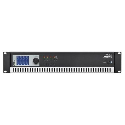 Audac PMQ600 Wavedynamics Quad Channel 100V Amplifier