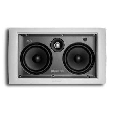 Polk Audio SC-C High Performance In-Wall Centre Speaker -100W