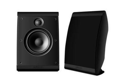Polk Audio OWM3 Multi-Application Ultra Compact Speakers Black - Pair