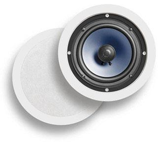 Polk Audio RC60i Single Ceiling Speaker 9'' Diameter