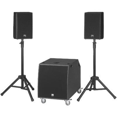 PROTON-18 Professional Active PA System 1,800W Max 1,150W RMS