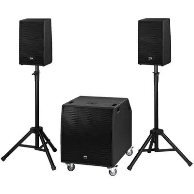IMG Stageline complete portable PA system