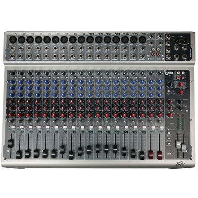 Peavey PV-20 USB 20-Channel Mixer Mixing Desk
