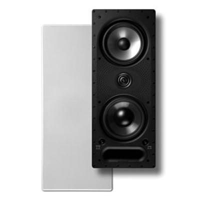 Polk Audio 265-LS Vanishing Series 3-Way In-Wall Speaker - Single