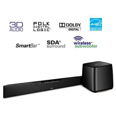 Polk Audio SurroundBar6000 Instant Home Theatre