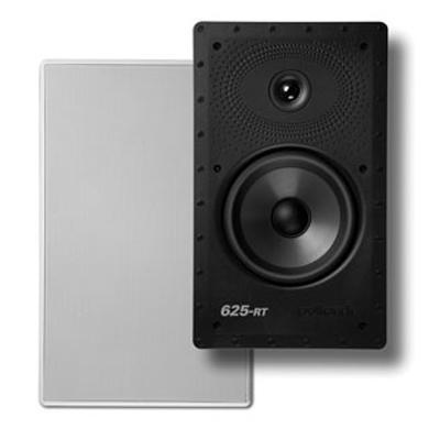 Polk Audio 625-RT Vanishing Series 2-Way In-Wall Speaker - Single