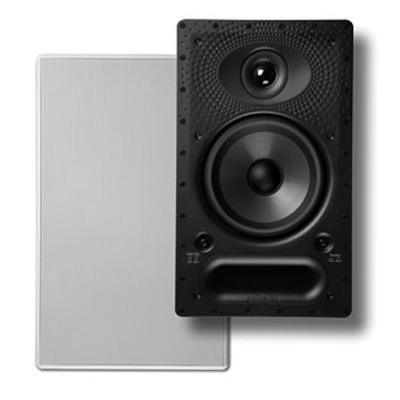 Polk Audio 65-RT Vanishing Series 2-Way In-Wall Speaker - Single