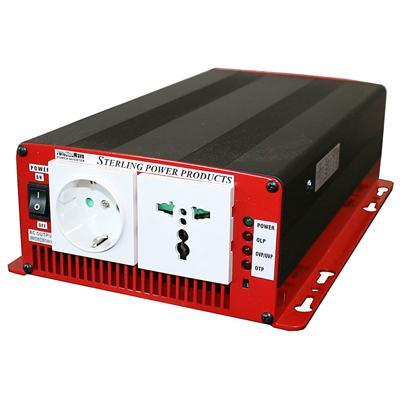 Sterling 1000w Inverter 12v or 24v - Pure Sine