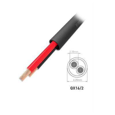 QED QX16/2 PE Outdoor Buriable Speaker Cable 300M (Reel)