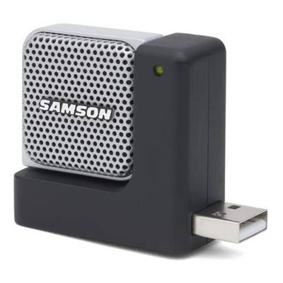 Samson Go Mic Direct USB Computer Microphone with Case