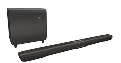 Polk Audio SB1 Wireless Soundbar and Subwoofer