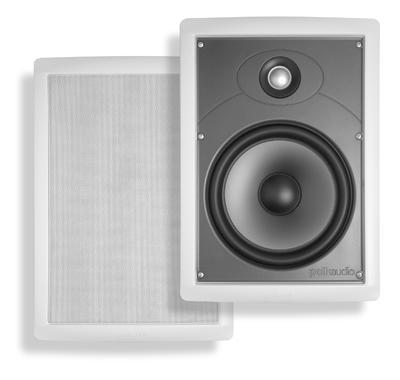 Polk Audio SC85-IPR High Performance IP Ready In-Wall Speaker