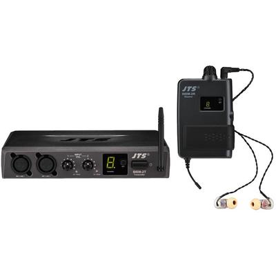 JTS SIEM 2/2 Mono In-Ear Monitoring System
