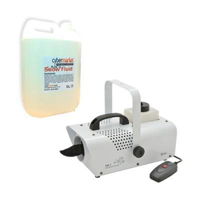 Mini Snow Machine Compact <B>MEGA Bundle</b>