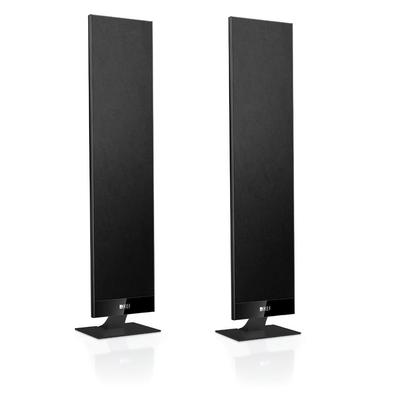 KEF T301 Ultra Slim HiFi Home Theatre Satellite Speakers (Pair)