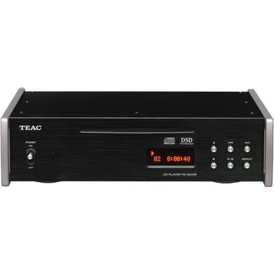 Teac PD-501HR CD Player - Front - Black