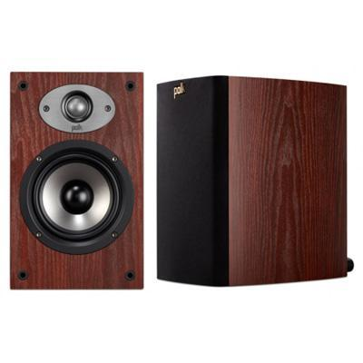 Polk TSX110B 2-Way 100W Bookshelf Speakers - Pair