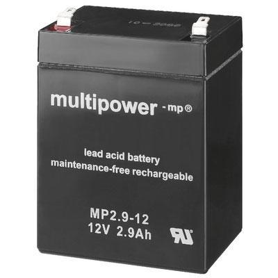 Replacement Battery for TXA-110, TXA-150, TXA-800 Series