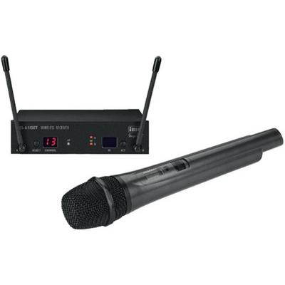 TXS-611SET Multifrequency Wireless Hand Held Microphone