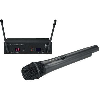 TXS-616SET Wireless HandHeld Microphone UHF Multi-Channel - 50M Range