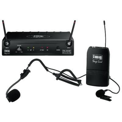 TXS-831SET Wireless UHF Headset or Tie Clip System 2012