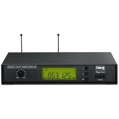 TXS-871 UHF Multifrequency Receiver Unit 863-865MHz