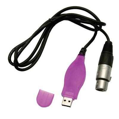 Xpress(TM) 100 USB to DMX Cable with Software