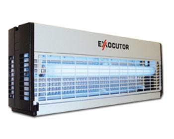 Exocutor EX40, 40 watt, Select from White/Stainless Steel