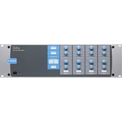 Cloud Z4ii - 4 Zone PA Mixer