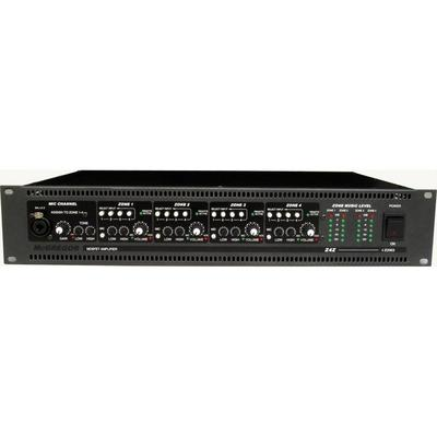 McGregor Z4Z-400 4-Zone Amplifier 4 x 100W