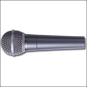 ULTRAVOICE Dynamic Vocal Microphone
