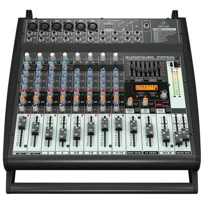 Behringer PMP500 Europower Mixer Amplifier 2 x 250W