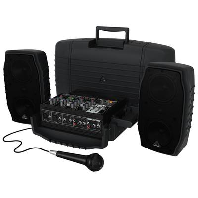 Behringer PPA200 Portable PA System 200W