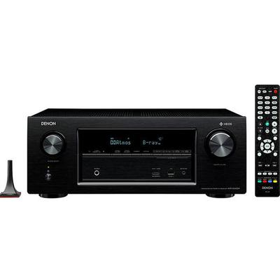 Denon AVR-X3400H Network AV Receiver with HEOS