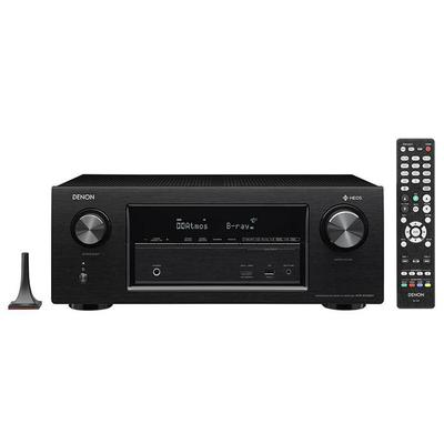 Denon AVR-X2400H 7.2 Channel AV Receiver