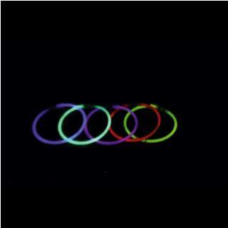 Glow Bracelet  200mm  - Various Colours