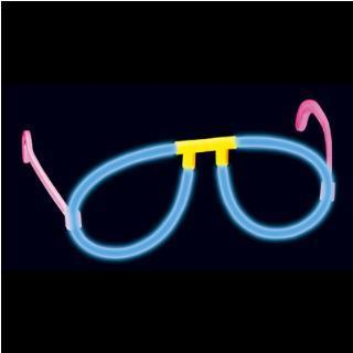 Glow Glasses - Various Colours