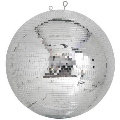 50cm / 20'' Professional Mirror Ball with 7 x 7mm Facets